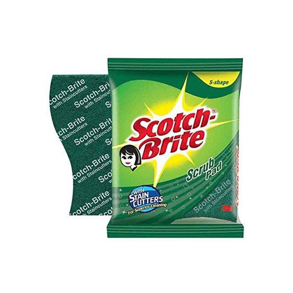 Scotch-brite Heavy Duty Scrub Sponge, 5 Pieces