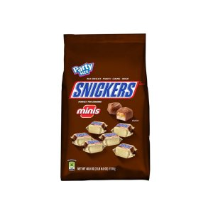 Snickers Minis Chocolate Pouch 225gm