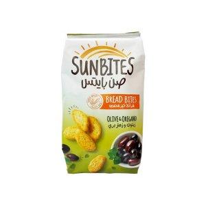 Sunbites Olive And Oregano 50g