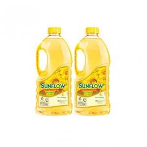 Sunflower Oil 2 X 1.5l