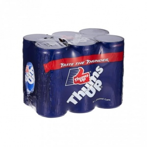 Thumps Up 6 X 245ml