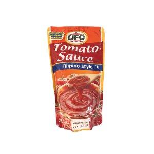 Ufc Tomato Sauce Sweet Filipino Blend 200 Gm