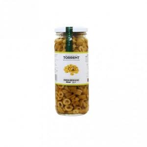 Torrent Sliced Green Olives 440g