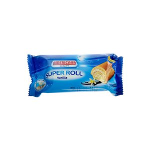 Americana Vanilla Roll 60g