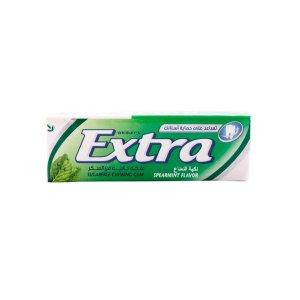 Wrigley Extra Spearmint Sugar Free Chewing Gum 14 G