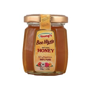 Young's Honey 125g