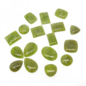 15 Pcs Natural Vasonite Mix Cabochon Freeform 50 Gms