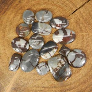 50 Grams Outback Jasper Mix Shape Cabochon Wholesale Lot