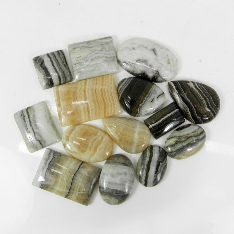 50 Grams Yeovapi Jasper Mix Shape Cabochon Wholesale Lot