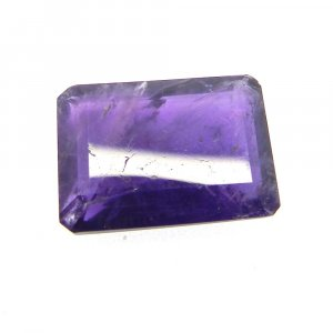African Amethyst 18x13mm Rectangle Cut 12.5 Cts