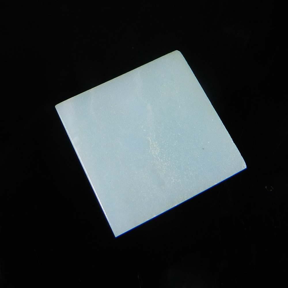 Amazonite 18x18mm Square Cabochon 17.00 Cts