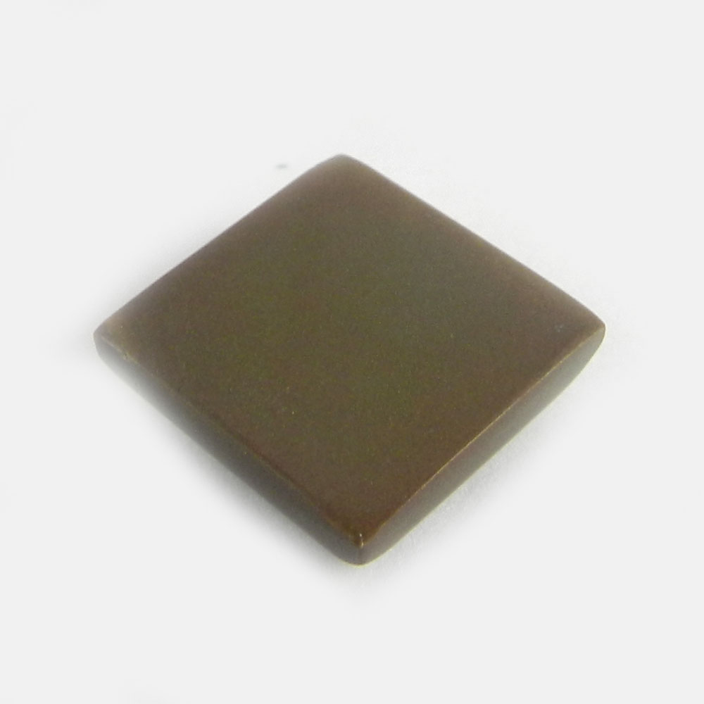 American Picture Jasper 19x19mm Square Cabochon 19.25 Cts