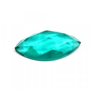 Apatite Hydro 27x13mm Marquise Rose Cut 14.00 Cts