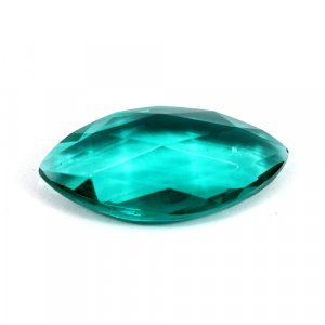 Apatite Hydro 27x13mm Marquise Rose Cut 14.1 Cts