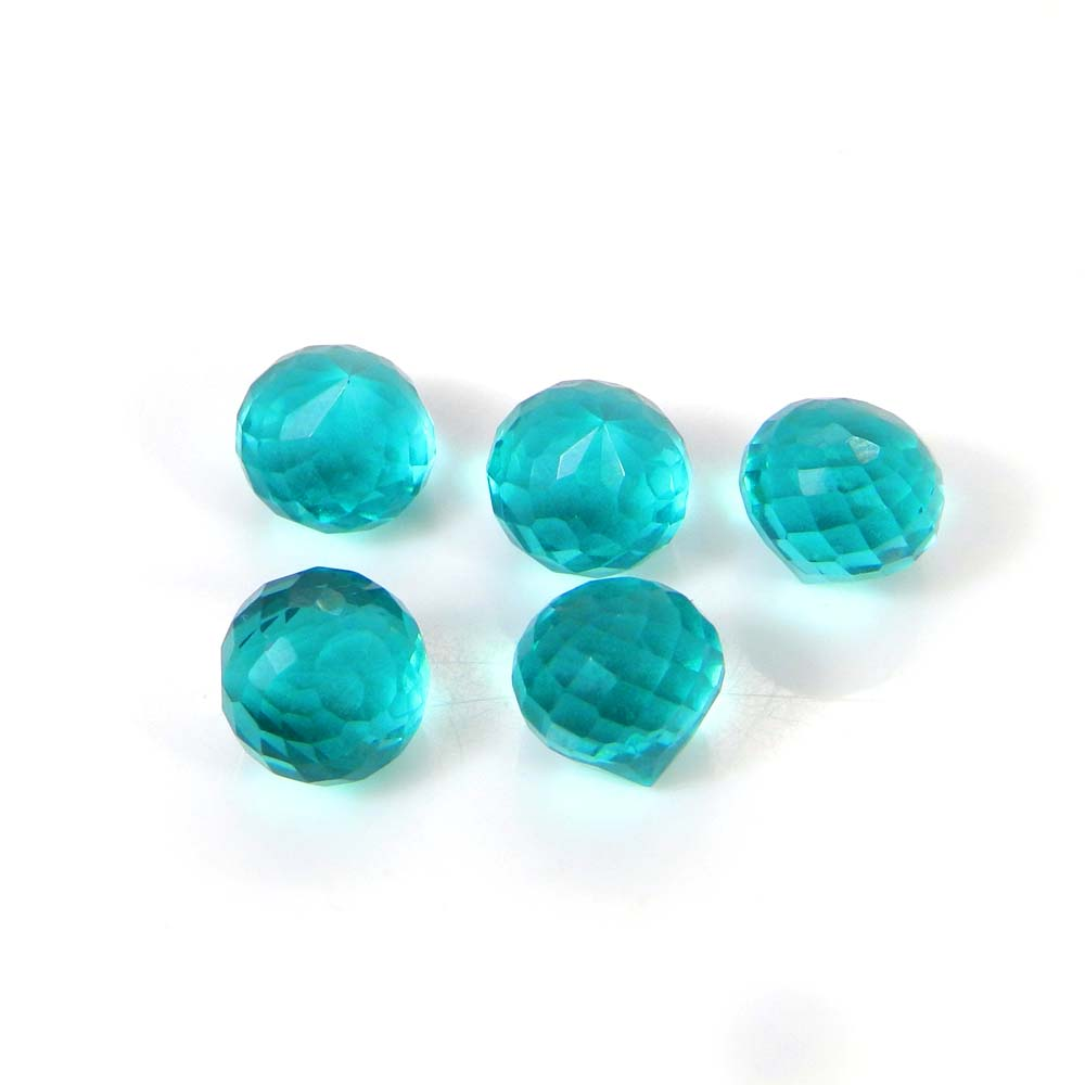 Apatite Hydro Without Drilled 8x8mm Round Cut Ball 3.00 Cts