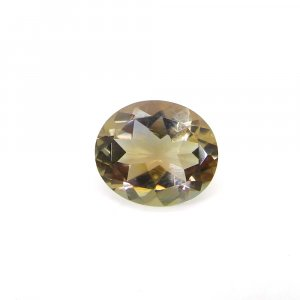 Beautiful Ametrine Gemstone 14x12mm Oval Cut 6.80 Cts