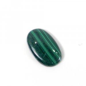 Beautiful Gemstone Malachite 18x11mm Oval Cabochon 9.20 Cts