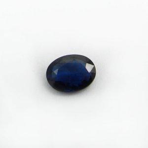 Blue Sapphire 8x6mm Oval Cut 1.50 Cts