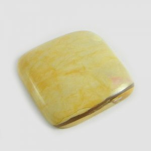 Brecciated Mookaite Jasper 22x22mm Square Cabochon 19.75 Cts