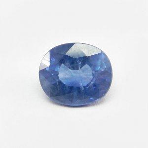 Ceylon Blue Sapphire 13x11mm Oval Cut 8.0 Cts