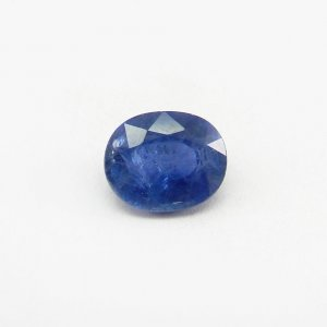 Ceylon Blue Sapphire 13x11mm Oval Cut 9.0 Cts