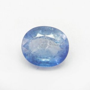 Ceylon Blue Sapphire 14x12mm Oval Cut 10.6 Cts