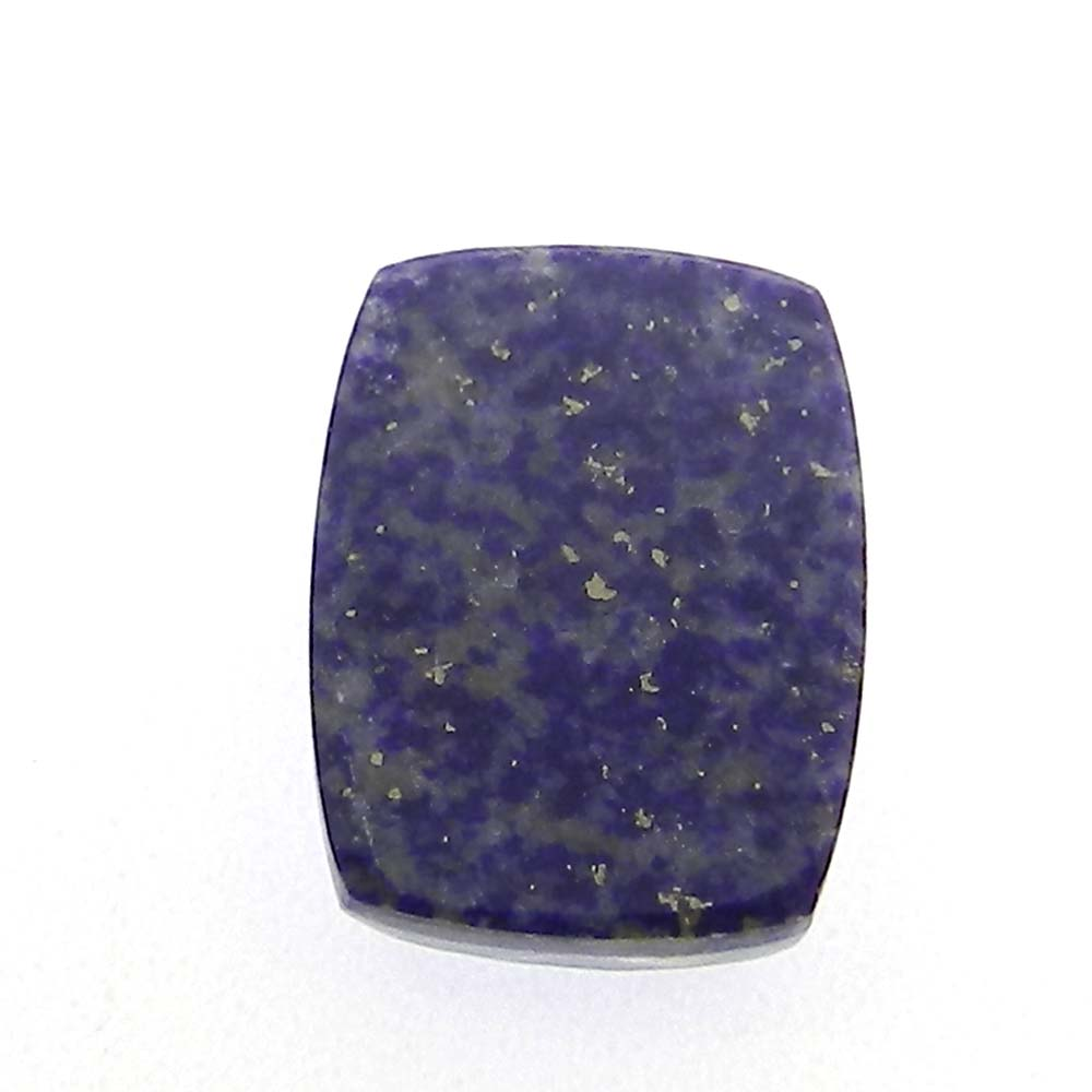 Crystal And Mop And Lapis Triplet 12x16mm Rectangle Cut 10.1 Cts