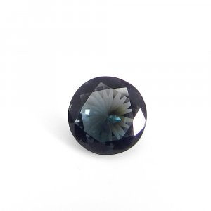 Exclusive Blue Tourmaline Gemstone 8mm Round Faceted Cut 2.00 Cts