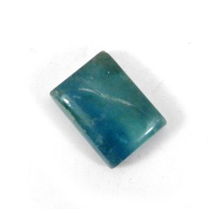 Fluorite 18x13mm Rectangle Cabochon 20.55 Cts