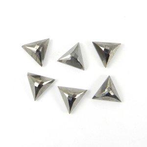 Golden Pyrite 7x7mm Fancy Trillion Cut 1.6 Cts