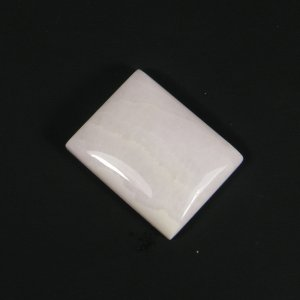 High Quality Pink Aragonite 19x15mm Rectangle Cabochon 16.00 Cts