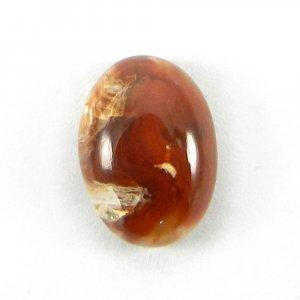 Honey Opal 13.5x9.5mm Oval Cabochon 6.05 Cts