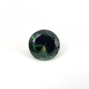 Hot Sale Gemstone Blue Tourmaline 7mm Round Faceted Cut 1.00 Cts