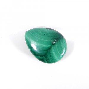 Hot Sale Gemstone Malachite 16x12mm Pear Cabochon 11.95 Cts
