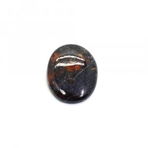 Natural Sugilite 27x21mm Oval Cabochon 29.65 Cts