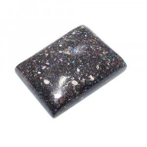 Andamooka Opal 20x14mm Rectangle Cabochon 11.40 Cts
