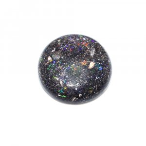 Andamooka Opal 16mm Round Cabochon 7.75 Cts
