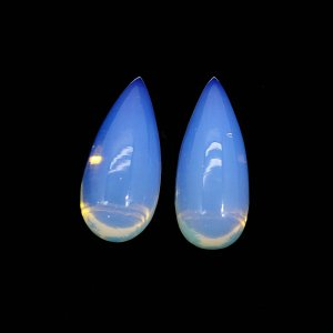 Opalite Hydro 15x8mm Drop Smooth 15.35 Cts