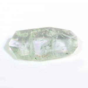 Aqua Crackle Glass 31x15mm Fancy Faceted Cut 18.30 Cts