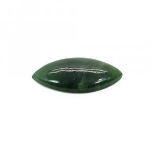 Natural Green Escora 30x15mm Marquise Cabochon 15 Cts