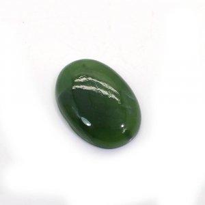 Natural Green Escora 23x16mm Oval Cabochon 15.85 Cts