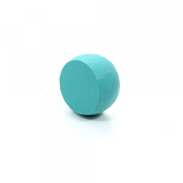 Synthetic Turquoise 16mm Heishi Cabochon 15.85 Cts