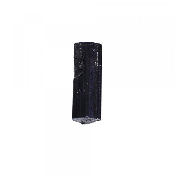 Natural Black Tourmaline 20x6mm Raw Rock 11.10 Cts