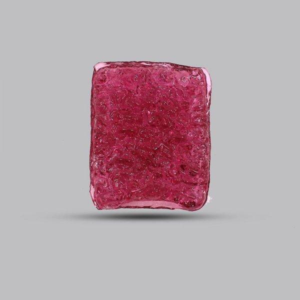 Pink Moldavite Fancy Free Size 6.64 Gram