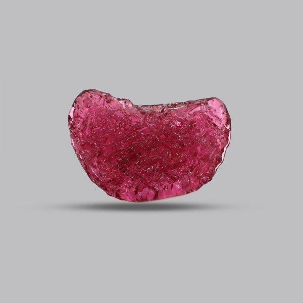 Pink Moldavite Fancy Free Size 4.62 Gram