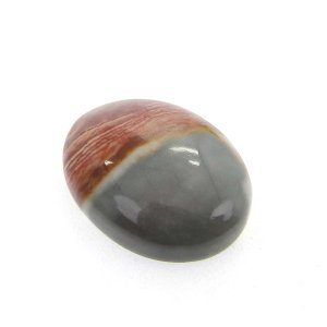 Imperial Jasper 20x15mm Oval Cabochon 13.20 Cts