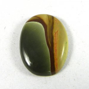 Imperial Jasper 23x17mm Oval Cabochon 12.5 Cts