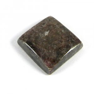 Indian Ruby 22x22mm Square Cabochon 47.5 Cts