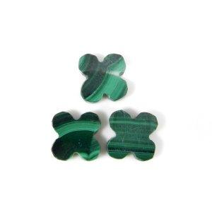 Malachite Fancy Shape Cabochon 3.70 Cts
