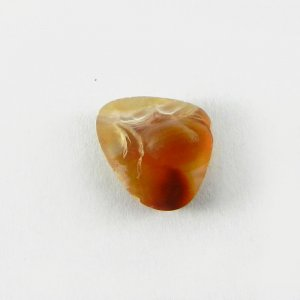Mexican Fire Opal 13x10mm Fancy Cabochon 5.4 Cts